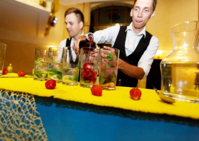 Wedding Bartender Hire